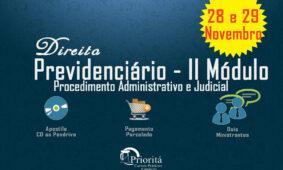 Apresentação dos Professores de Direito Previdenciário