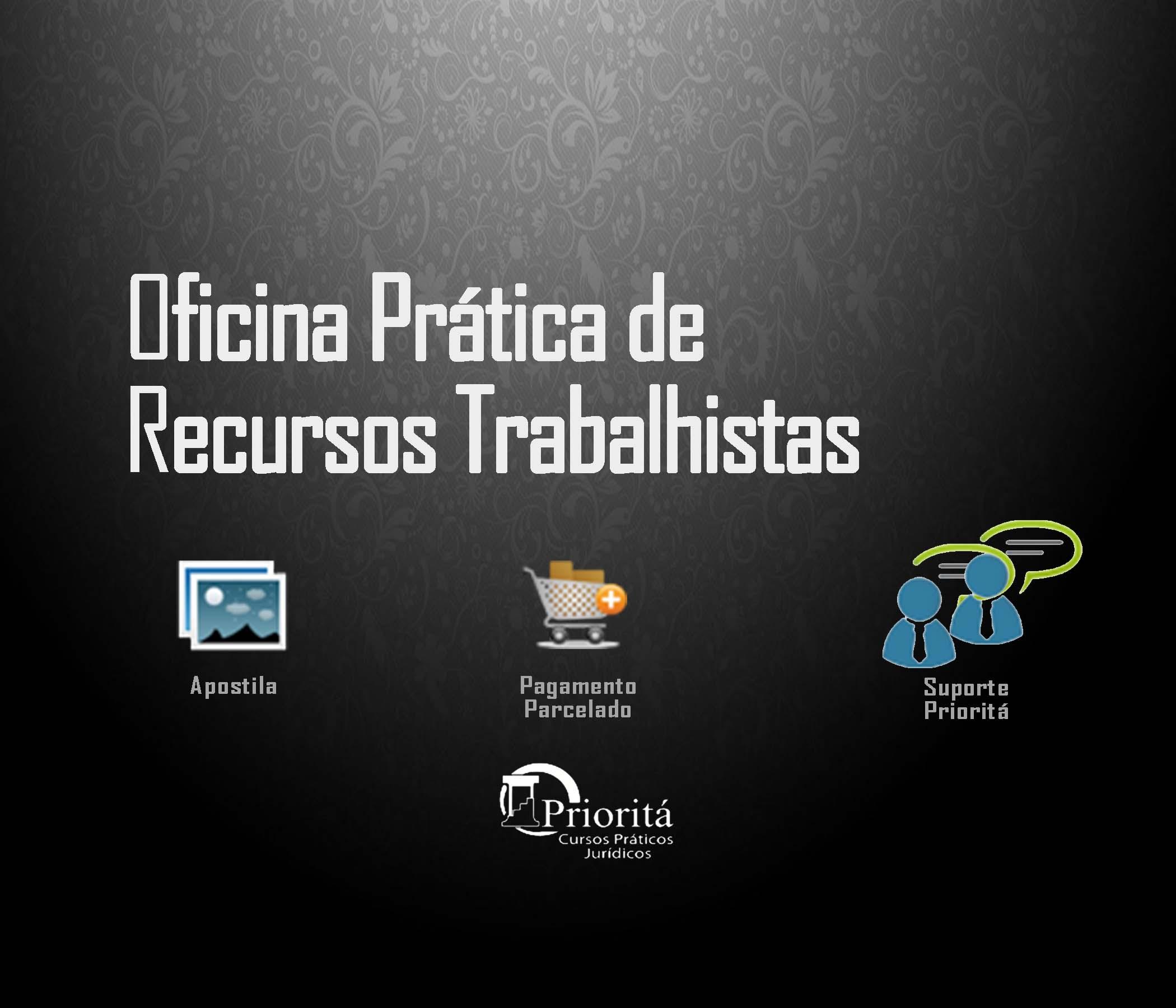 recursos trabalhistas