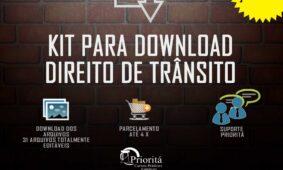 Lançamento: Kit para Download Direito de Trânsito Recursos JARI/DETRAN