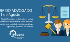 Feliz Dia do Advogado
