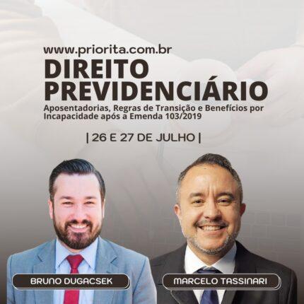 APOSENTADORIA, REGRAS DE TRANSIÇÃO e BENEFÍCIOS POR INCAPACIDADE APÓS A EMENDA 103/2019