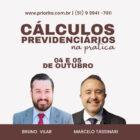 Curso Online Direito Previdenciário - CÁLCULOS PREVIDENCIÁRIOS NA PRÁTICA